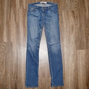 Hollister Socal Stretch Jeans Pants 1R 25X33